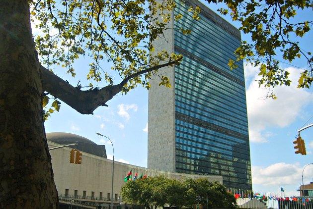 New York UN Tower