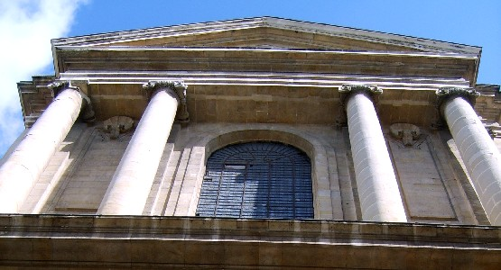 Paris Saint Sulpice front exterior