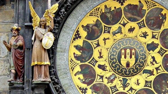 Prague Astronomical Clock Figures
