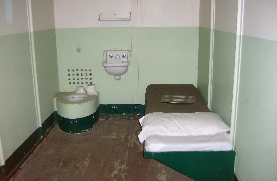 San Francisco Alcatraz cell