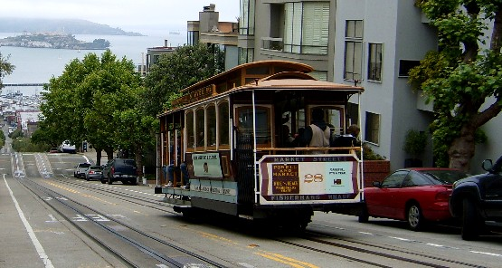 How To Get To Ghiradelli Square From Cable Car Museum