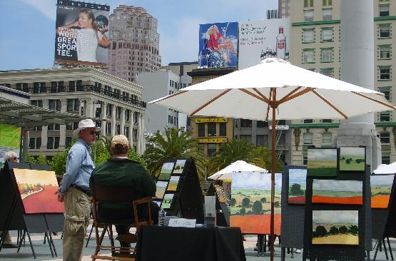 San Francisco Union Square (www.free-city-guides.com)