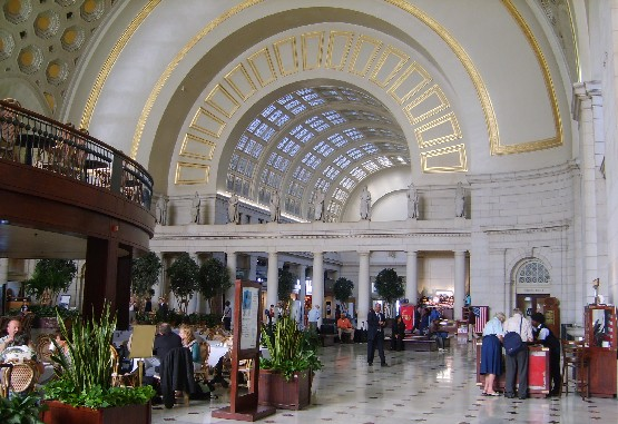 Washington Union Station (www.free-city-guides.com)