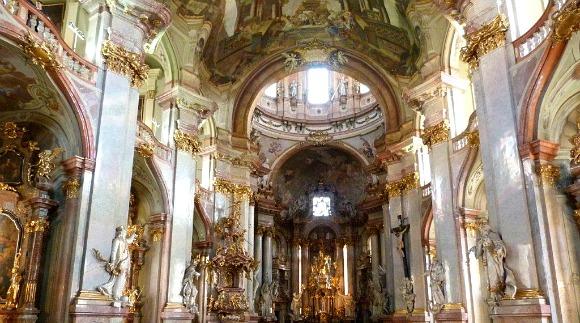 Prague Mala Strana St Nicholas
