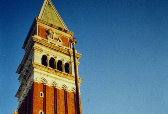 Venice Campanile tower top (www.free-city-guides.com)