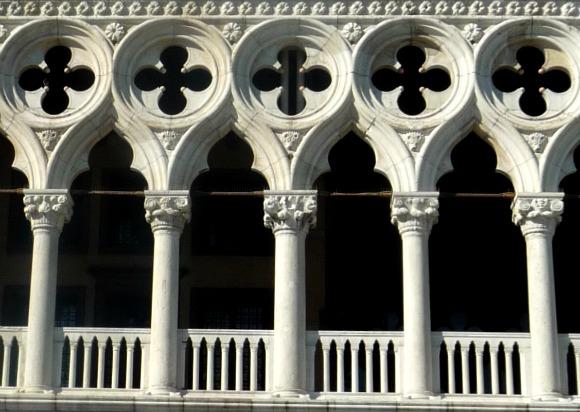 Venice Doge's Palace Balcony