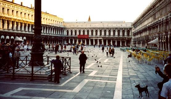 Venice St Marks Square (www.free-city-guides.com)