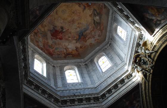 Rome Santa Maria del Popolo roof (www.rfee-city-guides.com)