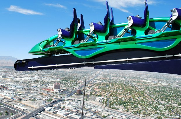 Las Vegas Stratosphere XScream