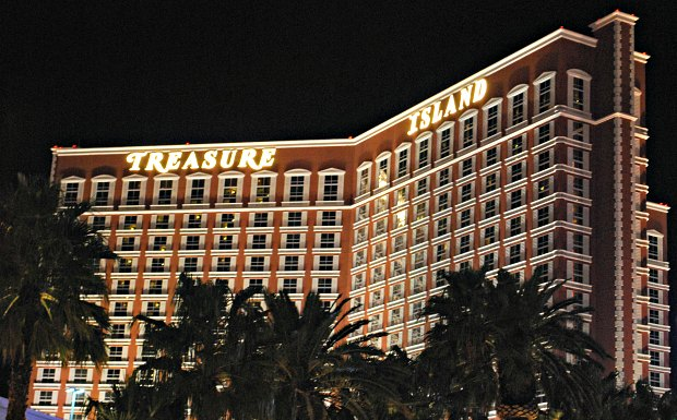Las Vegas Treasure Island new