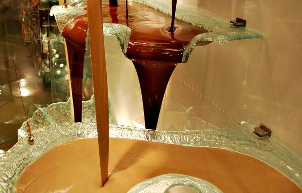 Las Vegas Bellagio Chocolate Fountain