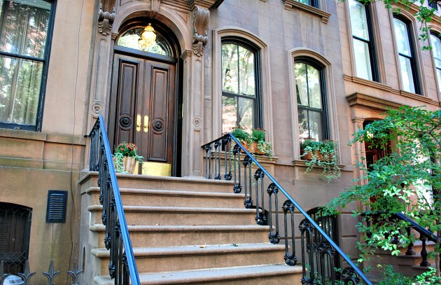 New York Greenwich Village Carrie Bradshaw Apartment