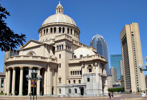 Boston Christian Science Mother Church