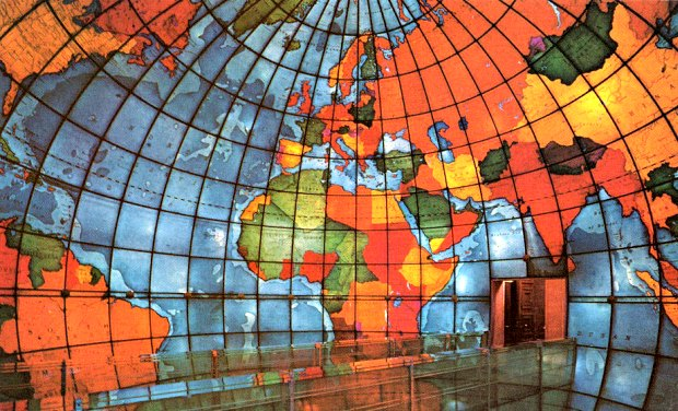 Boston Mapparium