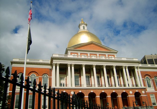 Boston New State House