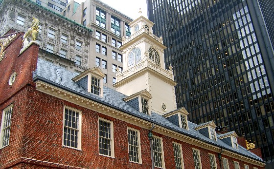 Boston Old State House side (www.free-city-guides.com)
