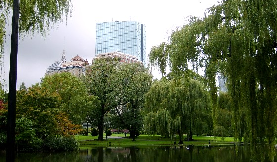 Boston common and public garden what to see freedom trail start and map free city Boston public garden map