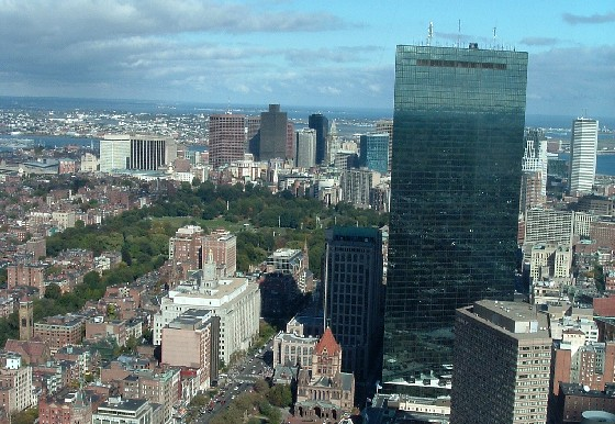 Boston Skyline (www.free-city-guides.com)