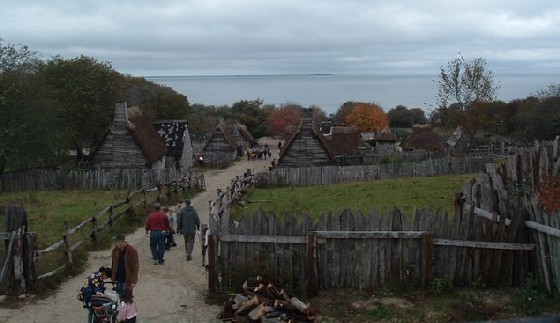 New England Plimoth Plantation (www.free-city-guides.com)