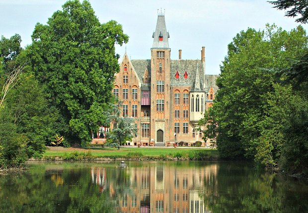 Bruges Love Lake new