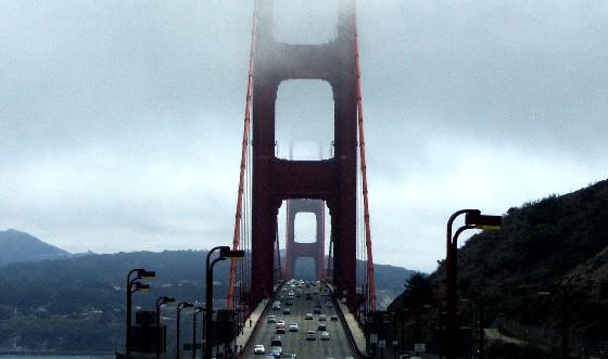 San Francisco Golden Gate Bridge north side (www.free-city-guides.com)