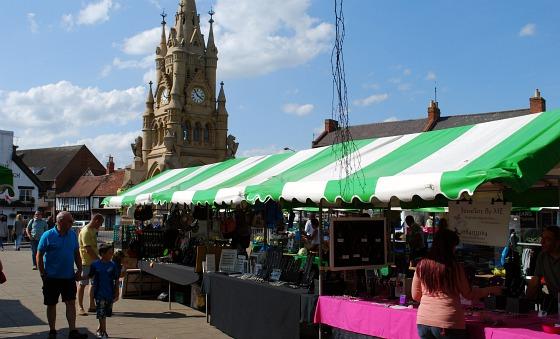 Stratford upon Avon Market (www.free-city-guides.com)