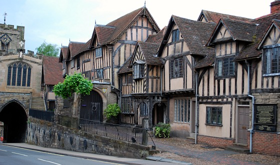 Warwick Lord Leycester Old Hospital (www.free-city-guides.com)