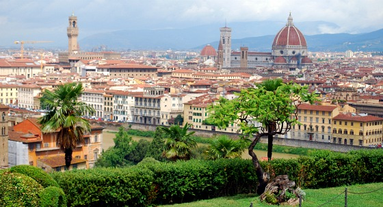 Florence City Panorama (www.free-city-guides.com)