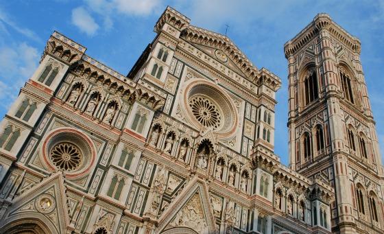 Florence Duomo Exterior Front (www.free-city-guides.com)