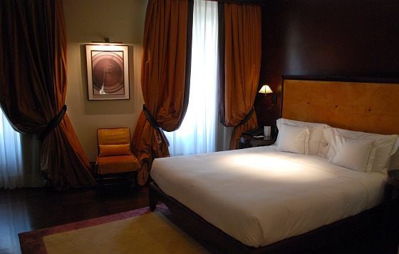 Florence Hotel L'Orologio Superior Room (www.free-city-guides.com)