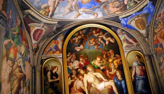Florence Palazzo Vecchio Chapel (www.free-city-guides.com)
