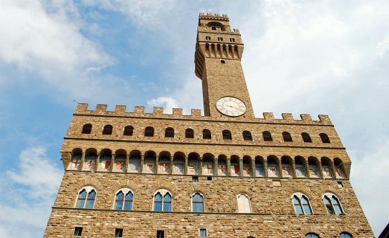 Florence Palazzo Vecchio top (www.free-city-guides.com)