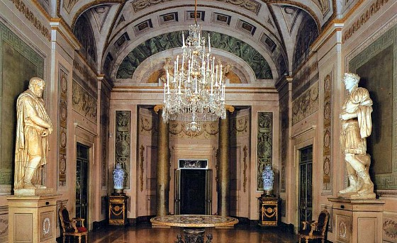 Florence Palazzo Pitti Castagnoli Room (www.free-city-guides.com)