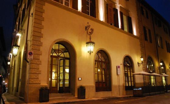 Florence Hotel L'Orologio Exterior (www.free-city-guides.com)