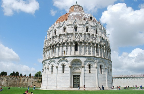 Pisa Baptistry (www.free-city-guides.com)