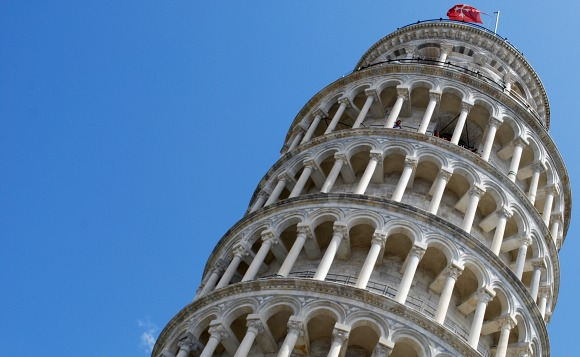 The Leaning Tower of Pisa (www.free-city-guides.com)