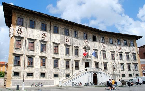 Pisa Palazzo dei Cavalieri (www.free-city-guides.com)