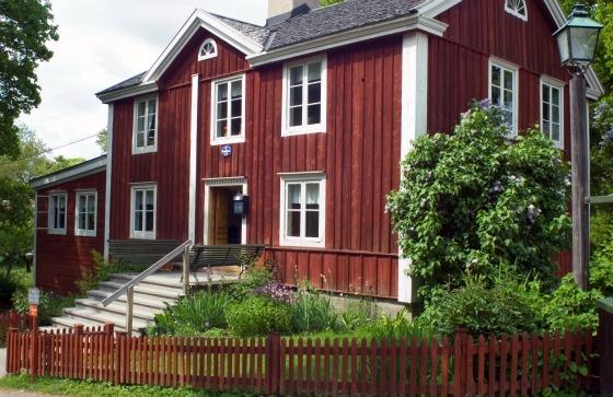 Stockholm Skansen Post Office Marie Andersson