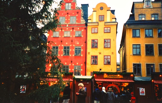 Gamla Stanholm Attractions What To Do and Map – Stockholm Tourist Map