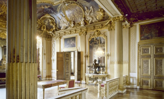 The Royal Palace interior