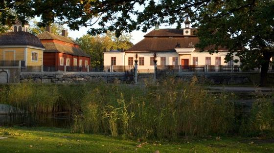 Stockholm Skansen Skogaholm Manor Anna Yu