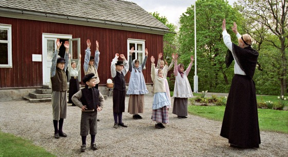 Stockholm Skansen Vala School Marie Andersson