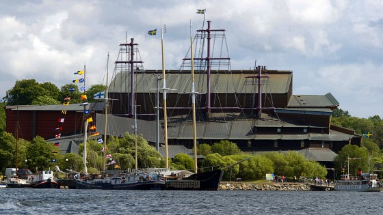 Stockholm Vasa Museum Exterior