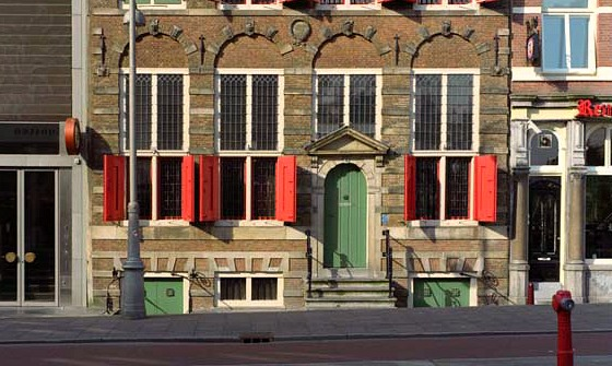 Amsterdam Rembrandt House exterior