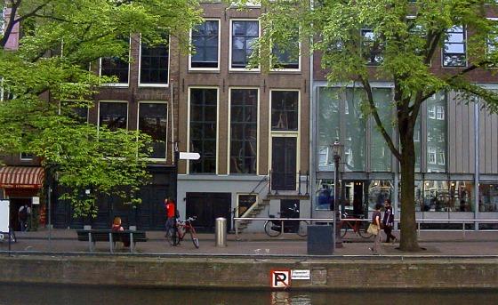 Amsterdam Anne Frank Huis external