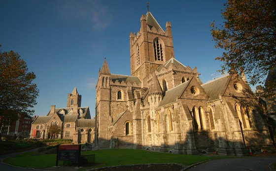 Christ Church Cathedral exterior