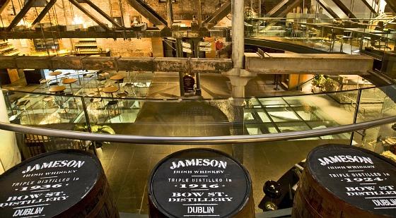The Old Jameson Distillery Tour