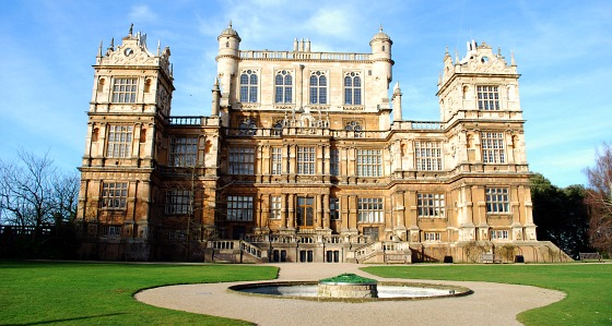 Nottingham Wollaton Hall Wayne Manor in Batman (www.free-city-guides.com)