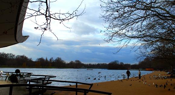 London Royal Parks Hyde Lake (www.free-city-guides.com)