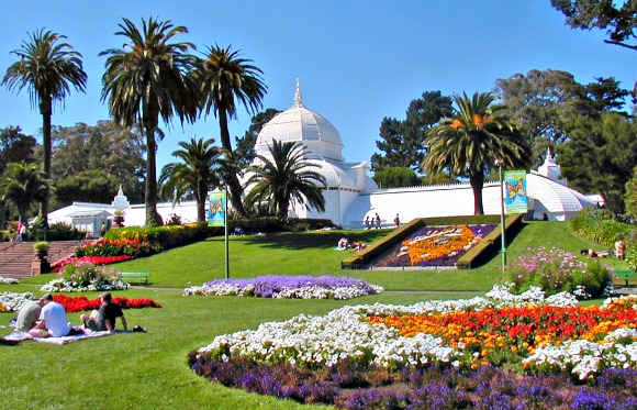 San Francisco Golden Gate Park Conservatory